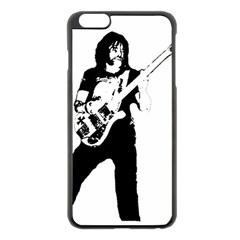 Lemmy   Apple iPhone 6 Plus/6S Plus Black Enamel Case
