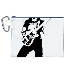 Lemmy   Canvas Cosmetic Bag (XL)