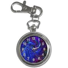 Stylish Twirl Key Chain Watches