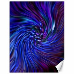 Stylish Twirl Canvas 18  x 24