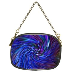 Stylish Twirl Chain Purses (one Side)