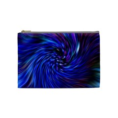 Stylish Twirl Cosmetic Bag (Medium)