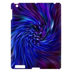 Stylish Twirl Apple iPad 3/4 Hardshell Case