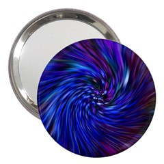 Stylish Twirl 3  Handbag Mirrors