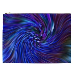 Stylish Twirl Cosmetic Bag (XXL)