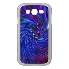 Stylish Twirl Samsung Galaxy Grand DUOS I9082 Case (White)