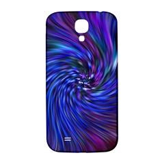 Stylish Twirl Samsung Galaxy S4 I9500/i9505  Hardshell Back Case