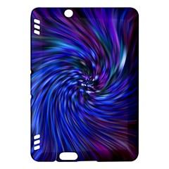 Stylish Twirl Kindle Fire HDX Hardshell Case