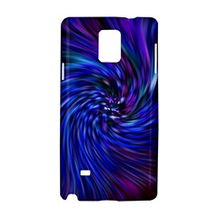 Stylish Twirl Samsung Galaxy Note 4 Hardshell Case