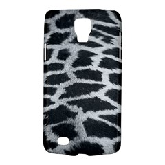 Black And White Giraffe Skin Pattern Galaxy S4 Active