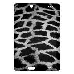 Black And White Giraffe Skin Pattern Amazon Kindle Fire HD (2013) Hardshell Case