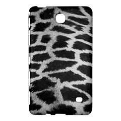 Black And White Giraffe Skin Pattern Samsung Galaxy Tab 4 (7 ) Hardshell Case
