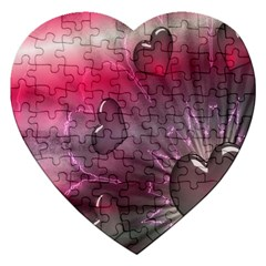 Love Hearth Background Wallpaper Jigsaw Puzzle (heart)