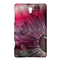 Love Hearth Background Wallpaper Samsung Galaxy Tab S (8.4 ) Hardshell Case