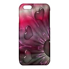 Love Hearth Background Wallpaper iPhone 6/6S TPU Case