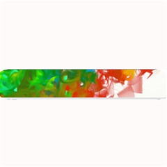 Digitally Painted Messy Paint Background Textur Small Bar Mats