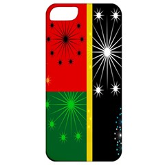 Snowflake Background Digitally Created Pattern Apple iPhone 5 Classic Hardshell Case