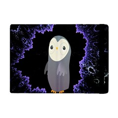 Fractal Image With Penguin Drawing Apple iPad Mini Flip Case