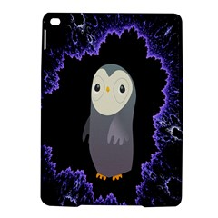 Fractal Image With Penguin Drawing Ipad Air 2 Hardshell Cases