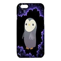 Fractal Image With Penguin Drawing iPhone 6/6S TPU Case