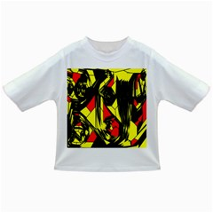 Easy Colors Abstract Pattern Infant/Toddler T-Shirts