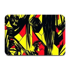 Easy Colors Abstract Pattern Plate Mats