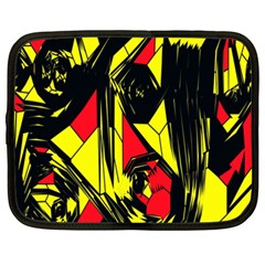 Easy Colors Abstract Pattern Netbook Case (XXL)