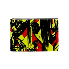 Easy Colors Abstract Pattern Cosmetic Bag (Medium)