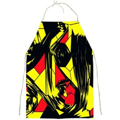 Easy Colors Abstract Pattern Full Print Aprons