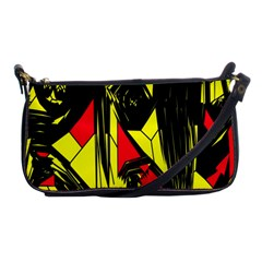 Easy Colors Abstract Pattern Shoulder Clutch Bags