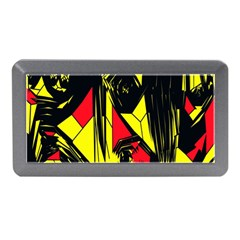 Easy Colors Abstract Pattern Memory Card Reader (Mini)