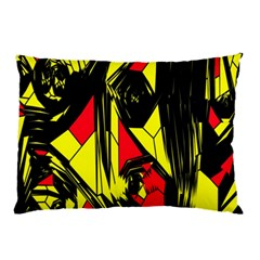 Easy Colors Abstract Pattern Pillow Case (Two Sides)