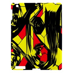 Easy Colors Abstract Pattern Apple Ipad 3/4 Hardshell Case