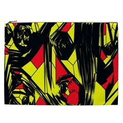 Easy Colors Abstract Pattern Cosmetic Bag (xxl)