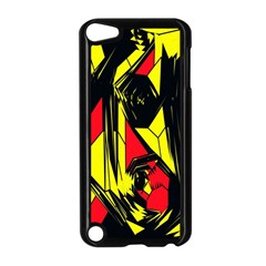 Easy Colors Abstract Pattern Apple iPod Touch 5 Case (Black)