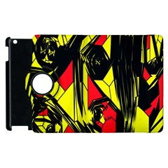 Easy Colors Abstract Pattern Apple Ipad 3/4 Flip 360 Case