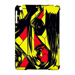 Easy Colors Abstract Pattern Apple iPad Mini Hardshell Case (Compatible with Smart Cover)