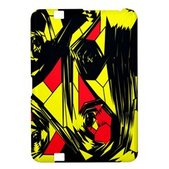 Easy Colors Abstract Pattern Kindle Fire Hd 8 9