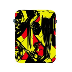 Easy Colors Abstract Pattern Apple iPad 2/3/4 Protective Soft Cases