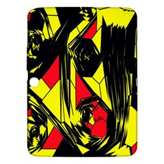 Easy Colors Abstract Pattern Samsung Galaxy Tab 3 (10 1 ) P5200 Hardshell Case