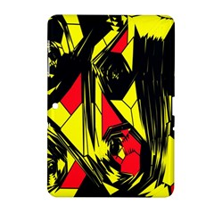 Easy Colors Abstract Pattern Samsung Galaxy Tab 2 (10 1 ) P5100 Hardshell Case