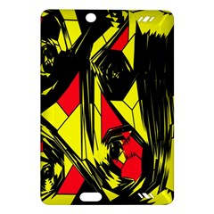 Easy Colors Abstract Pattern Amazon Kindle Fire Hd (2013) Hardshell Case