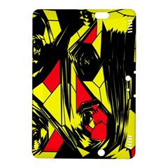 Easy Colors Abstract Pattern Kindle Fire HDX 8.9  Hardshell Case