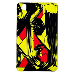 Easy Colors Abstract Pattern Samsung Galaxy Tab Pro 8.4 Hardshell Case