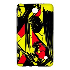 Easy Colors Abstract Pattern Samsung Galaxy Tab 4 (7 ) Hardshell Case