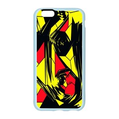 Easy Colors Abstract Pattern Apple Seamless iPhone 6/6S Case (Color)