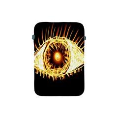 Flame Eye Burning Hot Eye Illustration Apple Ipad Mini Protective Soft Cases