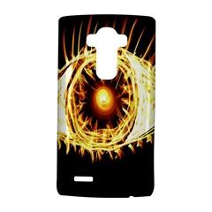 Flame Eye Burning Hot Eye Illustration LG G4 Hardshell Case