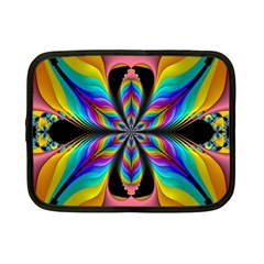 Fractal Butterfly Netbook Case (Small)