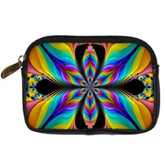 Fractal Butterfly Digital Camera Cases